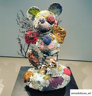Damien Hirst Mickey Mouse